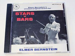 Elmer-Bernstein-STARS-039-N-039-BARS-aka-STARS-AND-BARS-or-STARS-amp-BARS-Soundtrack-CD