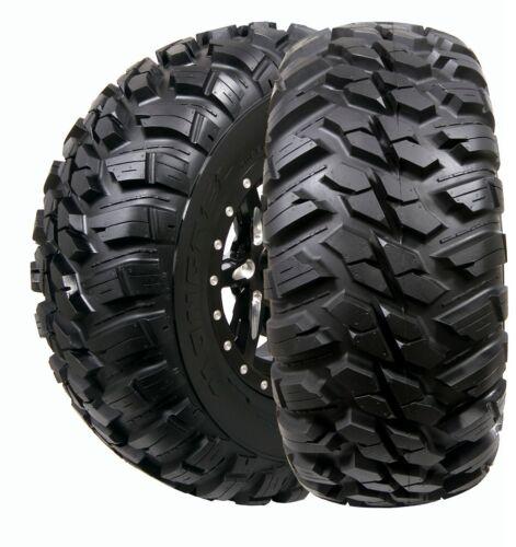 New GBC 23x10x12 23x10R12 6-Ply Kanati Mongrel DOT Legal Radial UTV SXS Tires 2
