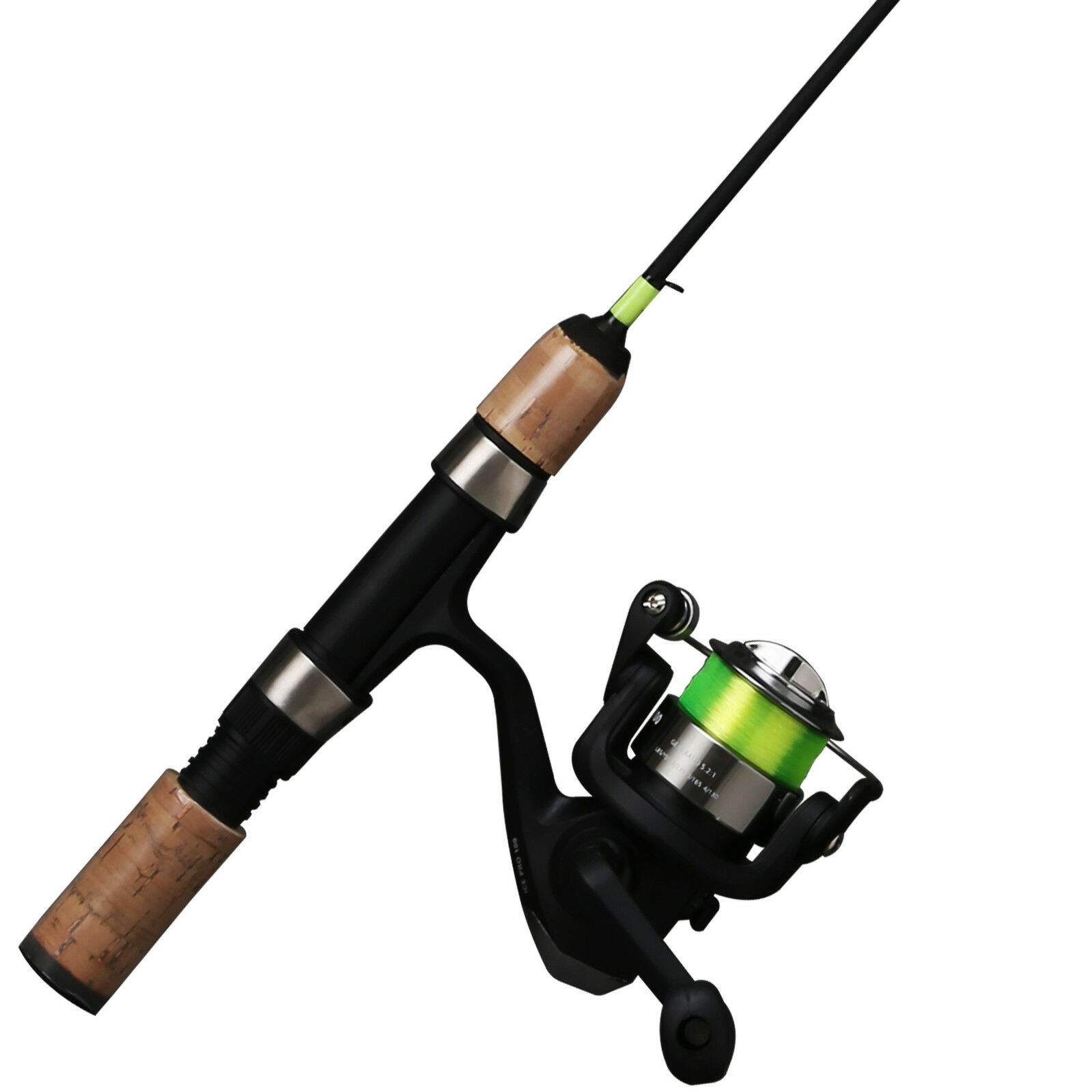 Paladin fishing eisangel pro Set-combo Set-combo Set-combo vara + papel-profesional eisrute-caña ac29fa