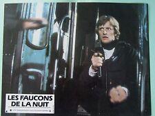 RUTGER HAUER PHOTO EXPLOITATION LOBBY CARD LES FAUCONS DE LA NUIT