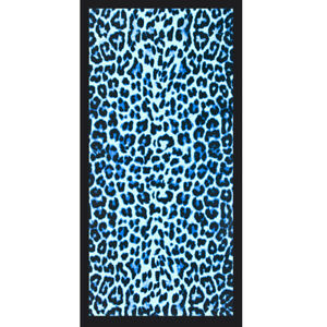 "30/"" x 60/"" Orange Camouflage Beach Towel Velour Made In Brazil"