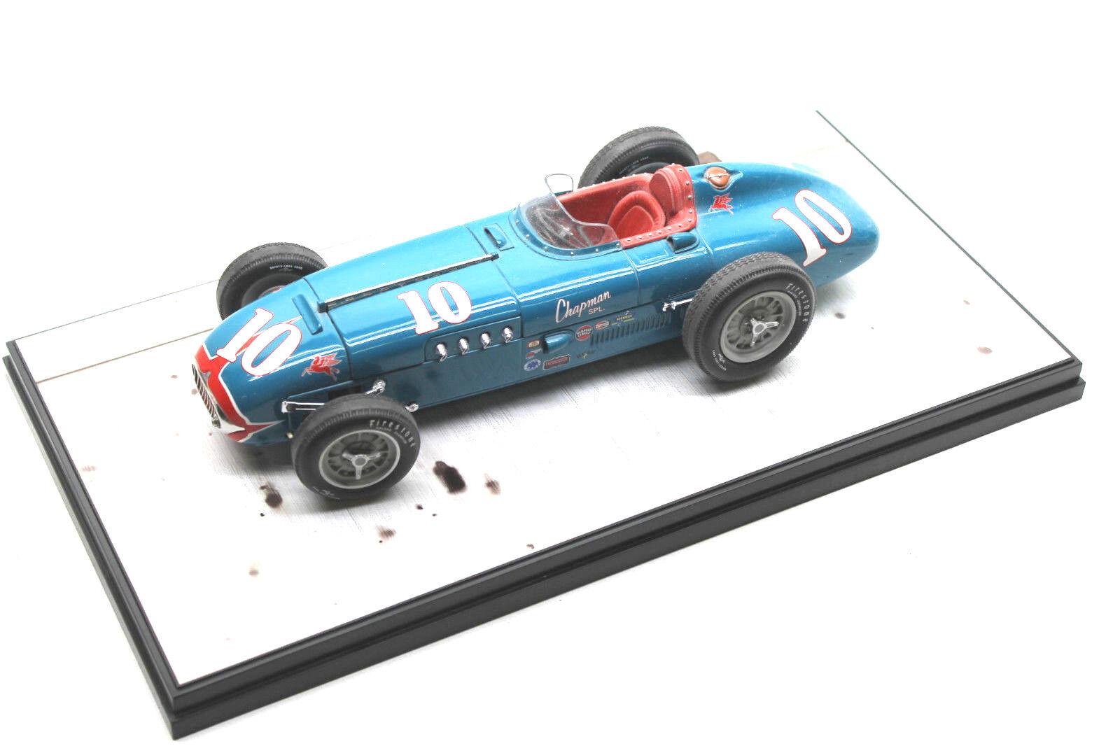 Carousel 1 Kurtis Kraft Roadster Tony bettenhauser 1955 Indy 500 + Caja