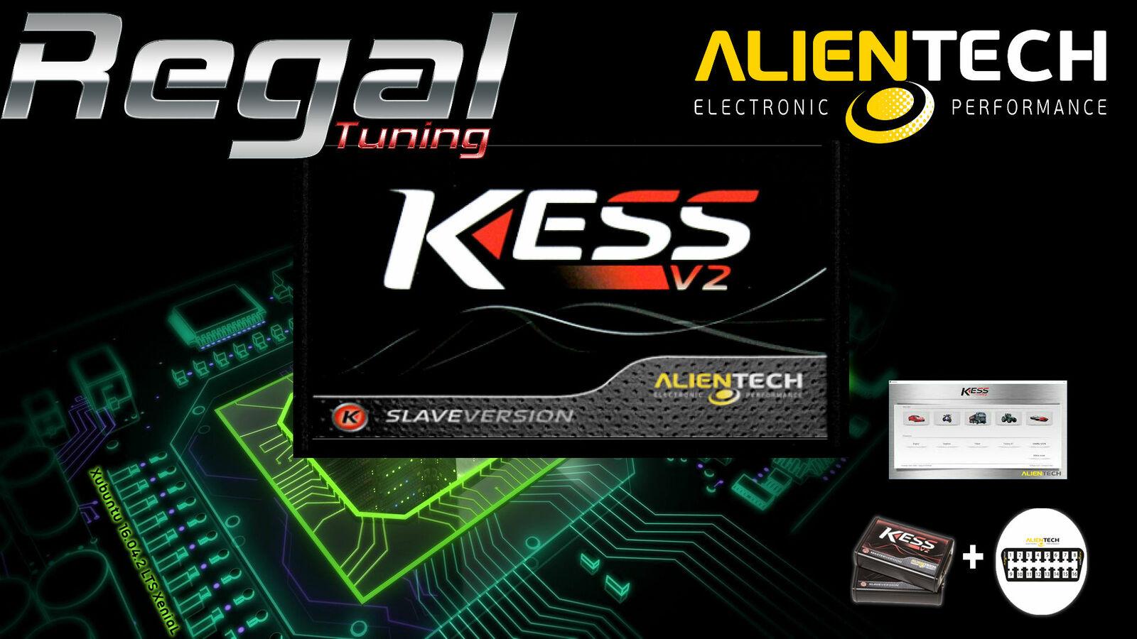 Alientech KESSV2 Kess V2 ECU Remapping Remap Tool 6 Months Subs