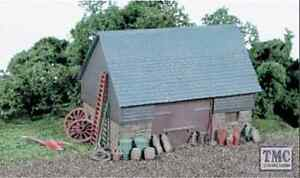 Details about SS30 Wills Kit OO/HO Gauge Barn Stone & timber Built Type