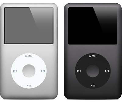 6th Apple iPod Classic 5th 30GB, 60GB, 80GB, 120GB, 160GB or 7th Generation