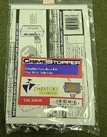 Crimestopper / Fortin Tbchr08 Transponder Bypass