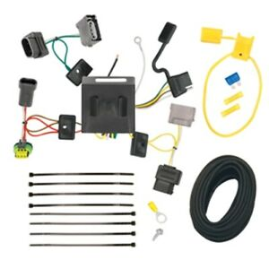 Trailer-Hitch-Wiring-Tow-Harness-For-2017-2018-Dodge-Journey-W-LED-Taillights