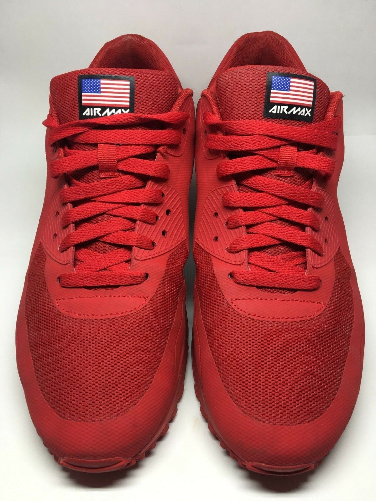 Nike Air Max 90 Hyperfuse Independence Day Red 613841-660 (12)