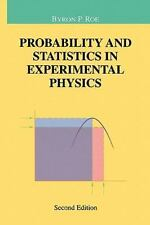 Undergraduate Texts in Contemporary Physics Ser.: Probability and Statistics...