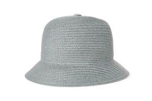 Energisch Brixton Essex Straw Bucket Hat Neu Blue Stone Gr Kleidung & Accessoires S 56 Cm Brixton Supply