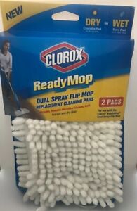 Clorox Refill Readymop Replacement Cleaning Pads 2