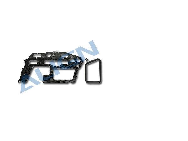 CF Main Frame L 1.6mm  (HN6012-1)  comodamente