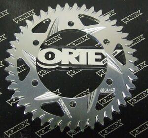 Vortex 255A-53 Silver 53-Tooth Rear Sprocket