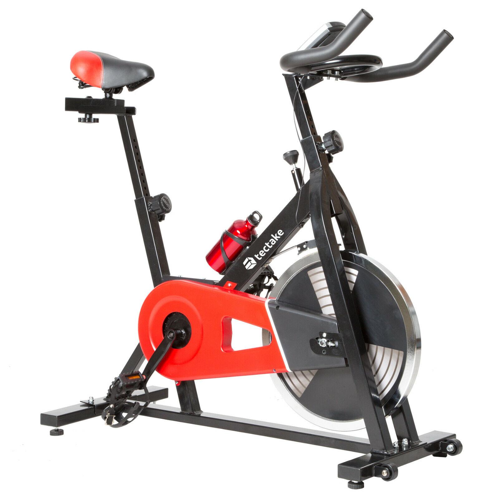 Bicicleta Estática Fitness Maquina Ciclismo Cardio Gimnasia Deporte Spinning