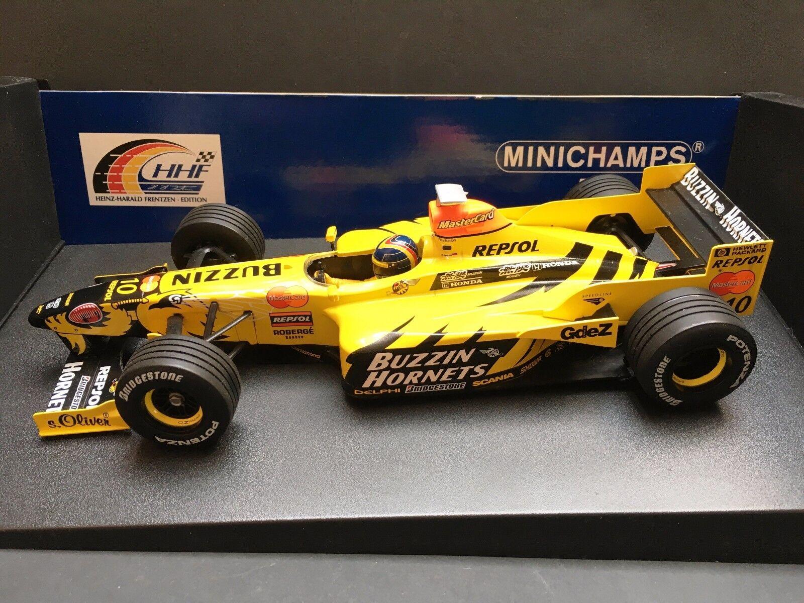 Minichamps - Karl Heinz Frentzen - Jordan - 198 - 1998 - Test Suzuka - 1 18