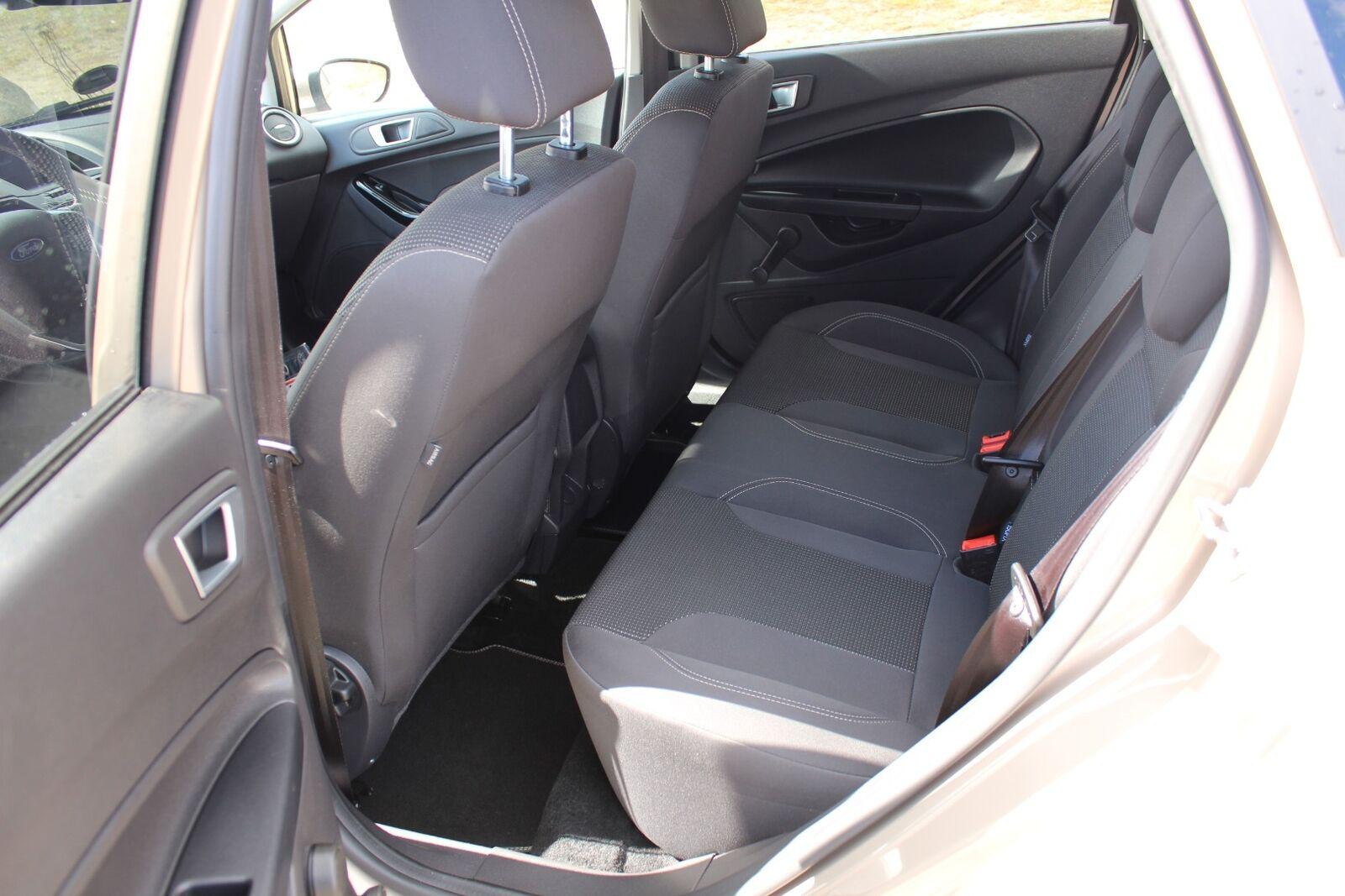 Ford Fiesta 1,0 SCTi 100 Titanium - billede 8