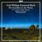 Carl Philipp Emanuel Bach: Die Israeliten in der Wste (CD, Feb-2012, CPO)