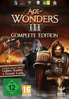 Age Of Wonders III - Complete Edition (PC, 2016, DVD-Box)