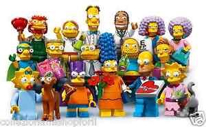 71009-Minifigure-LEGO-The-Simpsons-Serie-2-SCEGLI-IL-TUO-PERSONAGGIO-NUOVO