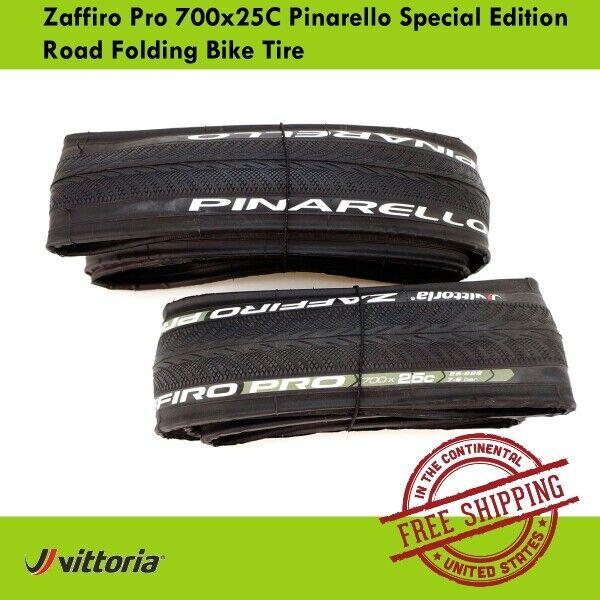 Folding  Clincher Tire 700x30C-32C Tour Commuting Vittoria Zaffiro Pro G