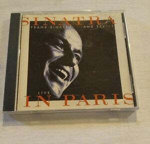 Frank Sinatra : Sinatra & Sextet: Live in Paris CD Compact Disc 93624548720  | eBay