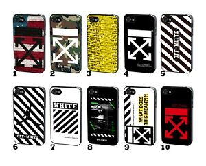 Off White Off White Phone Case Cover For Iphone Samsung Ebay