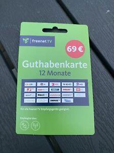 Freenet Guthabenkarte