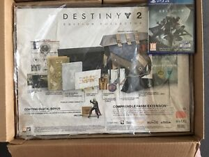 DESTINY-II-2-Edition-COLLECTOR-PS4-EN-STOCK-NEUF-VF-PAL-SEALED