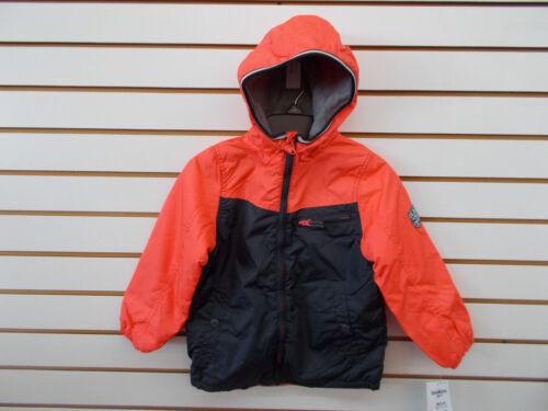 Boys OshKosh B/'gosh $52 Neon Windbreakers Size 5//6