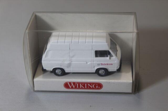 Wiking Vw T3 Kasten Hochdach Weiß Telekom M 1 87 Günstig Kaufen Ebay