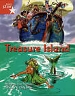Pirate Cove Red Level Fiction: Treasure Island by Alison Hawes, Lisa Thompson (Paperback, 2008)