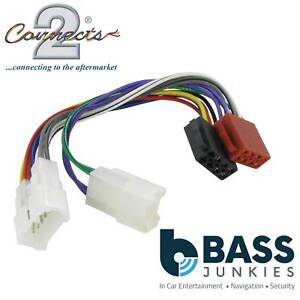 Connects2 CT20TY01 Toyota Corolla88> Car Stereo Radio ISO Harness ...