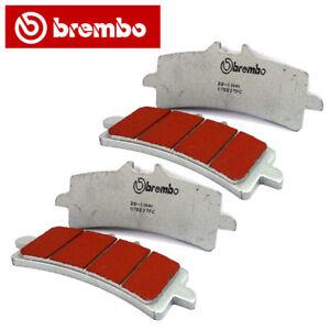 Pastiglie Anteriori BREMBO SC RACING Per SUZUKI GSX-R 600 2011 11 07BB37SC