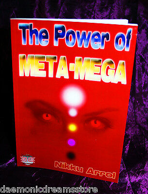 THE POWER OF META MAGA. Magick Finbarr Occult Grimoire. Nikku Arrol. Witchcraft