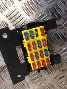 s l300 2003 kia rio 1 3 5door hatchback small fusebox fuse box ebay