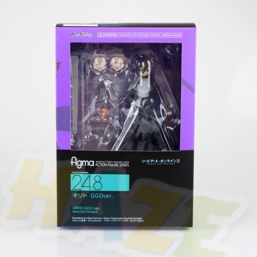 """5/"""" PVC Figura de Acción Juguete Regalo Modelo Anime Sword Art Online Kirito de SAO GGO Ver"""