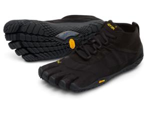 Vibram Fivefingers V-Trek Black//Black Men/'s sizes 40-47 NEW!!!