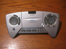 Sharp MD-X8 Remote Control for MD/CD Stereo 3D Surround System TESTED Works