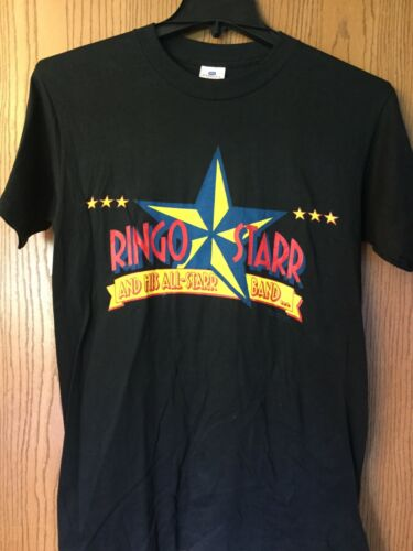 Ringo Starr & All Starr Band. Summer Tour 1989 Shi
