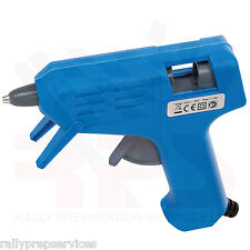 Mini Glue Gun EU 230V 15(25)W Euro Plug | 2 FREE Glue Sticks, Wood Plastic Metal
