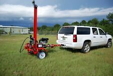 Water Well Drilling Rig Drill Equipment Driller Tool New Portable Hydraulic