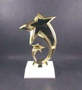 Multisport Award Rising Gold Star Cup Street Dance Karate Chess FREE Engraving