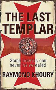 Raymond-Khoury-The-Last-Templar-Tout-Neuf-Livraison-Gratuite-Ru