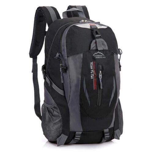 Waterproof Outdoor Sport Hiking Camping Travel Backpack Daypack Rucksack Bag