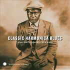 Classic Harmonica Blues by Various Artists (CD, May-2013, Smithsonian Folkways Recordings)