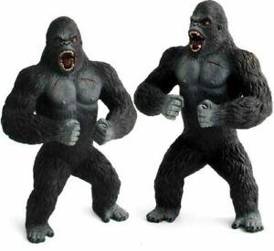 7-5-034-King-Kong-PVC-Action-Figure-Jouet-Cadeau-Noir-Gorille-dans-Skull-Island-Modele