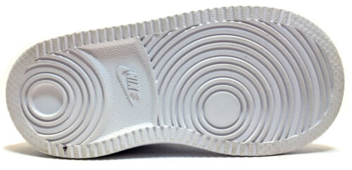 3 di 4 Nike Court Borough Mid (Td) Scarpe Bambino Ginnastica Sneaker Bianco  839981 100 687ca2e9be0