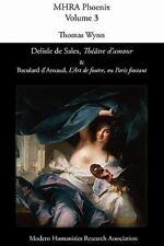 Delisle de Sales, Theatre D'amour et Baculard D'Arnaud, L'art de Foutre, Ou...