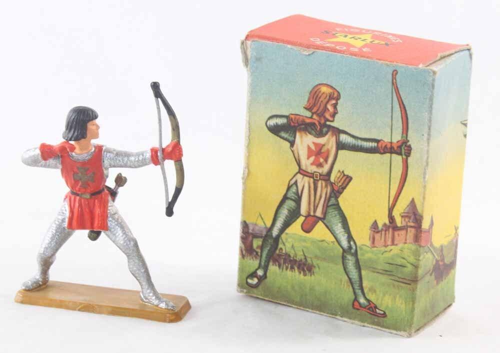 Des chaussures personnalisées vous  ent de la personnalité STARLUX Figurine SOLDAT STARLUX personnalité ARCHER / antique toy soldier 8fb512