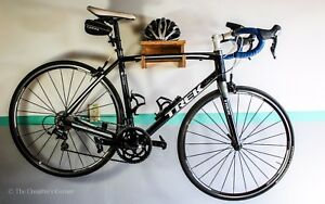Image is loading Simplistic-Wood-Bike-Rack-Bike-Shelf-Road-Bike-